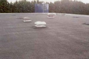 Flat Roof Waterproofing Austin Reed Isothane Solutions