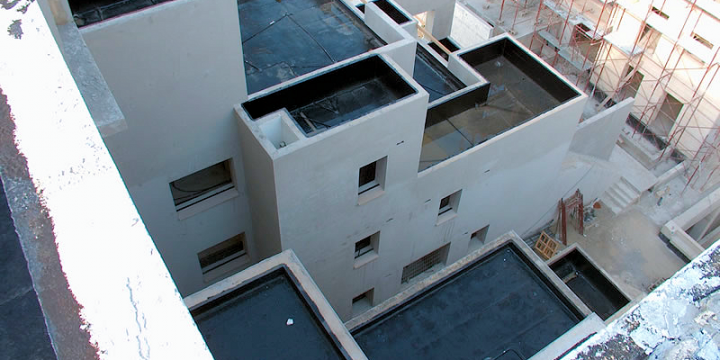 Structural Waterproofing – Malta