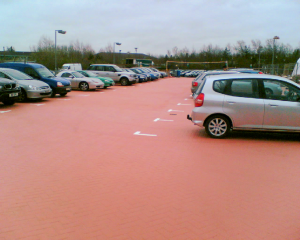 Car Park Waterproofing