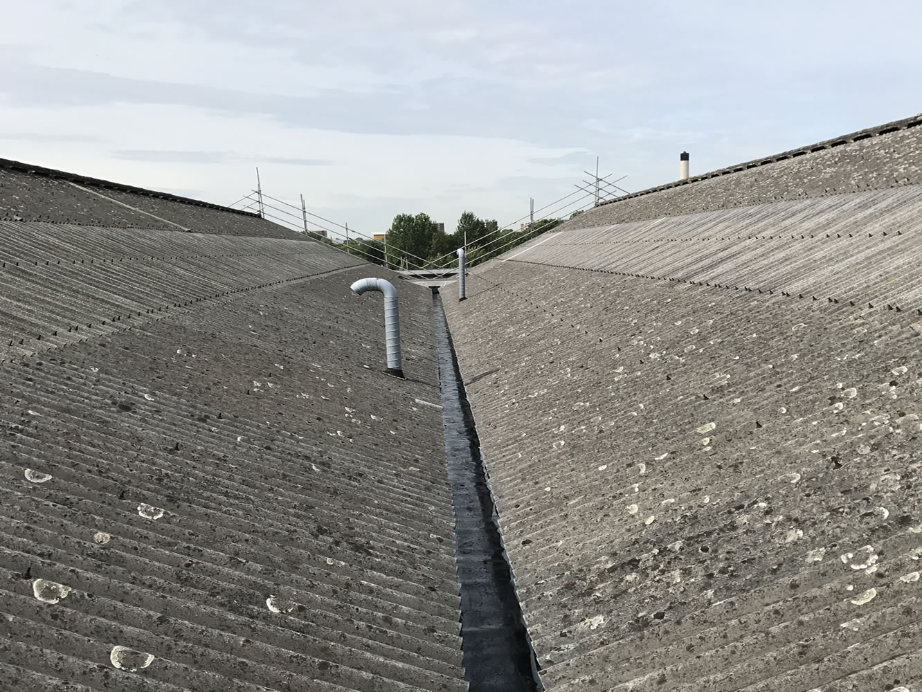Leaky or Unstable Roof?